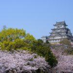 姫路城は歴史と先端技術の世界遺産!日本さくら名所100選