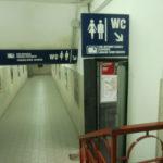 ヨーロッパのトイレ事情
