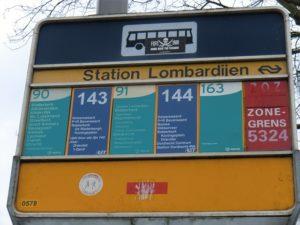 ロッテルダム・ロムバーダイン駅