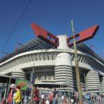 ミラノのサンシーロ3つの顔!サッカーと競馬と壁アート