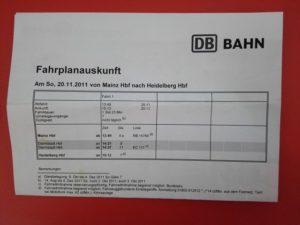 ドイツ鉄道乗換案内