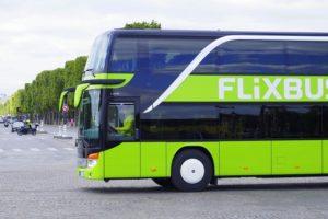 ドイツ長距離バス