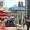 韓国地下鉄の珍車内販売!高田さんもビックリ!