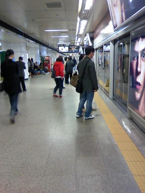 韓国地下鉄