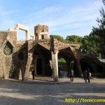 コロニアグエル教会―未完成でも世界遺産2