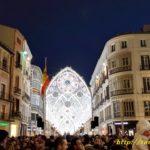 スペインの長いクリスマスは素敵なイルミネーション天国