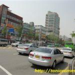 韓国で気軽に使うタクシー